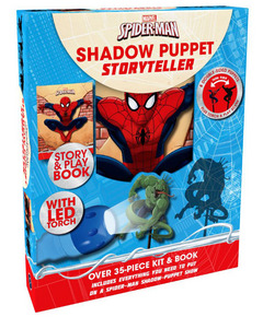 Marvel Spider-Man Shadow Puppet Storyteller