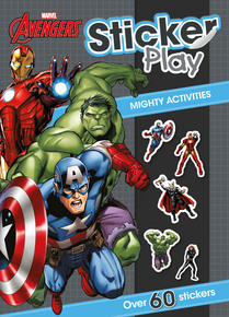 Marvel Avengers Sticker Play Mighty Activities
