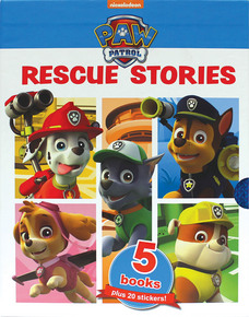 Nickelodeon PAW Patrol Rescue Stories