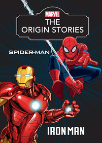 Marvel The Origin Stories Spider-Man and Iron Man