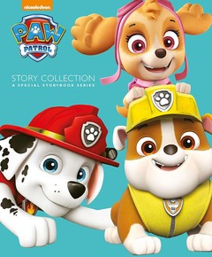 Nickelodeon PAW Patrol Story Collection