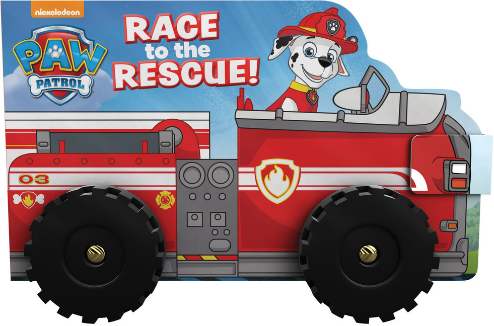 Nickelodeon PAW Patrol Race to the Rescue!